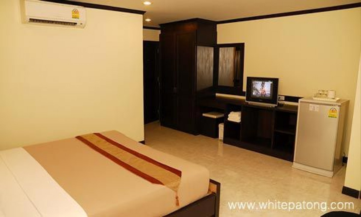 @ White Patong Boutique Hotel