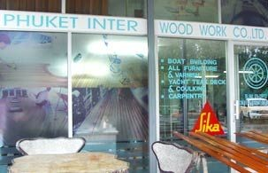 Phuket Inter Wood Work Co., Ltd.